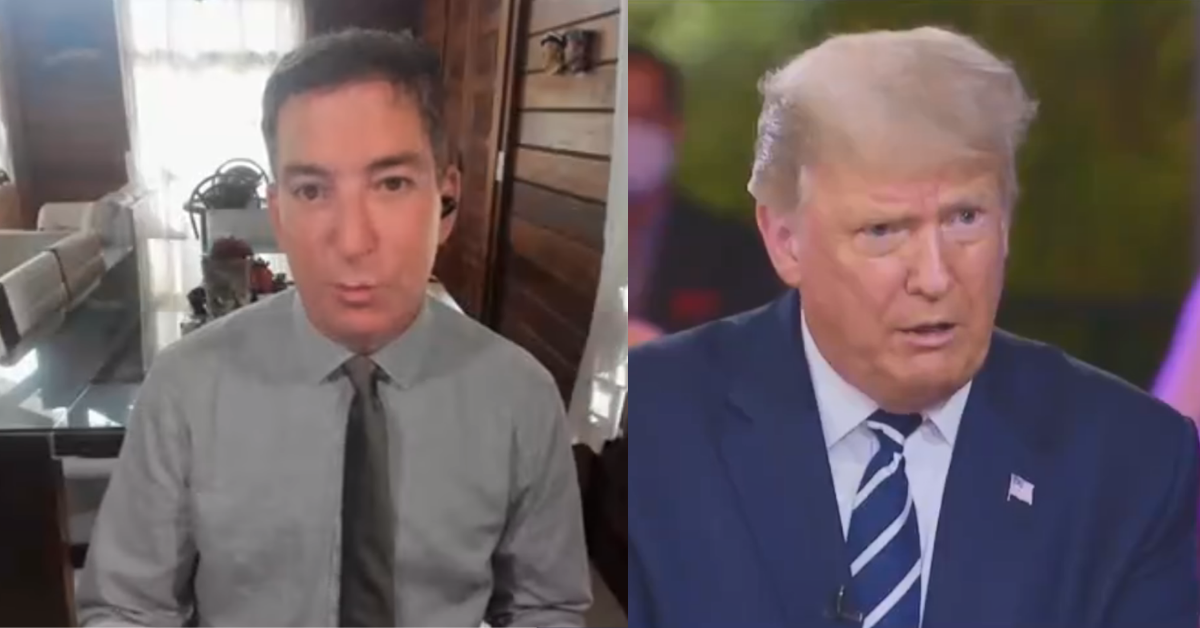 Glenn Greenwald Tells Tucker Carlson: The Left Is In Bed With The CIA to Destroy Trump • Conservative Politics Today